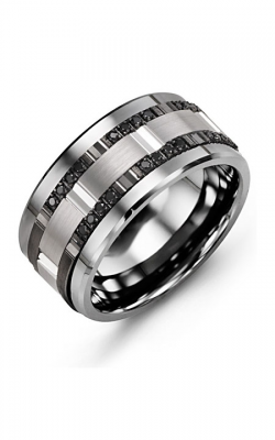 Madani Alternative Metal Gold Prestige Wedding Band MJO114BX-24B product image