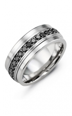 Madani Alternative Metal Gold Prestige Wedding Band MKB914BW-51B product image