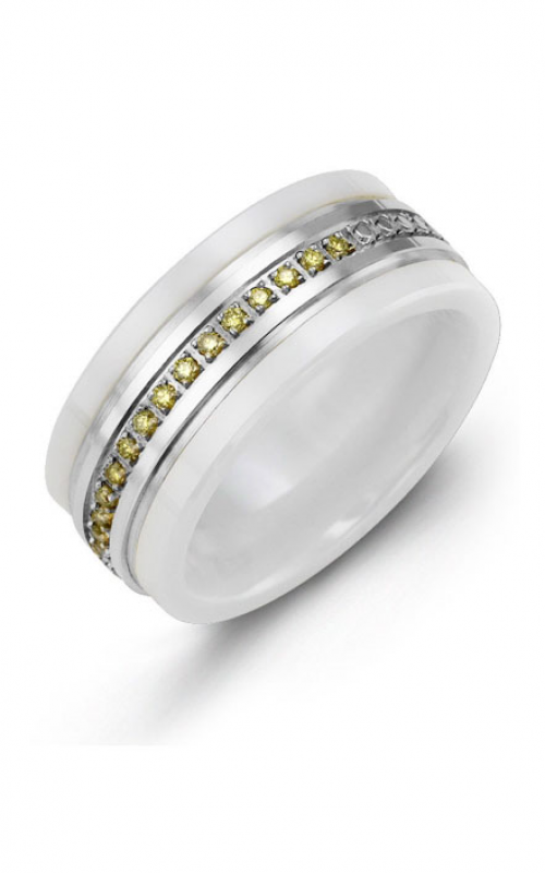 Madani Alternative Metal Gold Prestige Wedding band MWS914IW-45Y product image