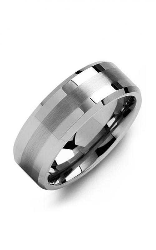 Madani Alternative Metal Wedding band MGF800TT product image