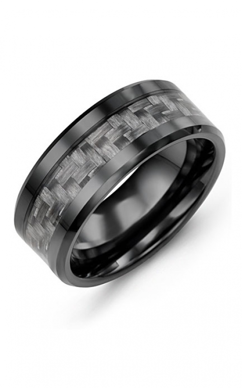 Madani Alternative Metal Wedding band MGT900CR product image
