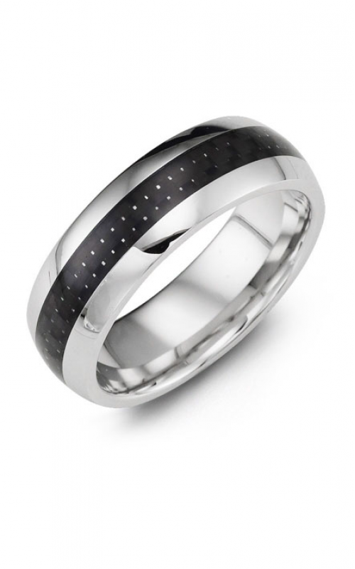Madani Alternative Metal Wedding band MHN700BR product image