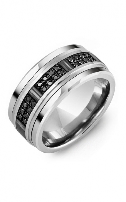Madani Alternative Metal Gold Prestige Wedding band MKT114BX-24B product image