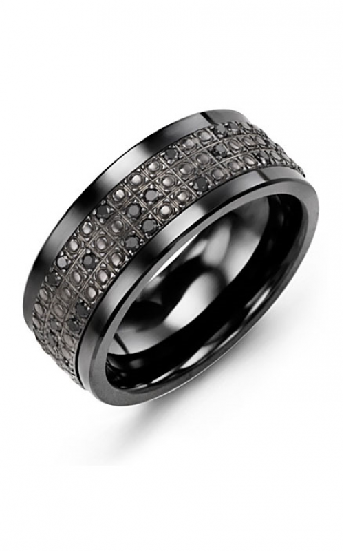 Madani Alternative Metal Gold Prestige Wedding band MLB914CF-20B product image