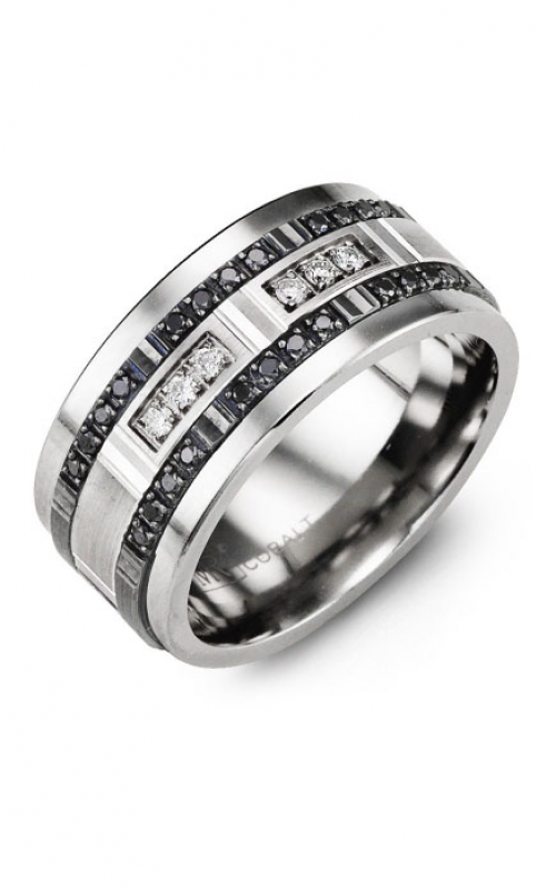 Madani Alternative Metal Gold Prestige Wedding band MJW114BX-36D product image