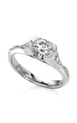 Maevona Scottish Islands Engagement ring A017-ENS D7 product image