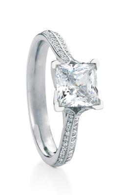 Maevona Scottish Islands Engagement Ring A021-WES SQ PAVE C8 product image