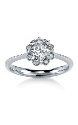 Maevona Scottish Wildflowers Engagement Ring A040-HEA B6 product image