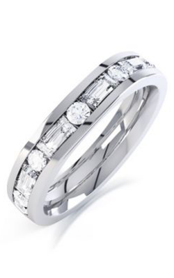 Maevona Scottish Islands Wedding band W055-CAV-CH-CU-H product image