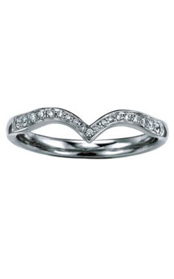 Maevona Scottish Islands Wedding Band W025-SAN-B product image
