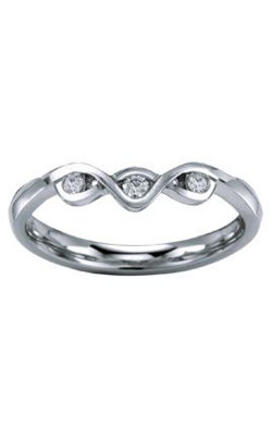 Maevona Scottish Islands Wedding Band W026-SCO-A product image