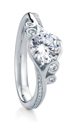 Maevona Scottish Wildflowers Engagement ring A043-FER PV C5 product image