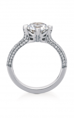 Maevona Scottish Islands Engagement ring A003-SKY RD PV F88 product image