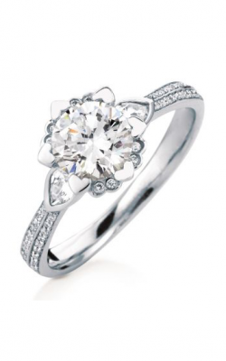 Maevona Scottish Islands Engagement Ring A060-IRI PE PV F8 product image