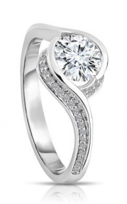 Maevona Scottish Towns Engagement Ring A087-MOR PV B8 product image