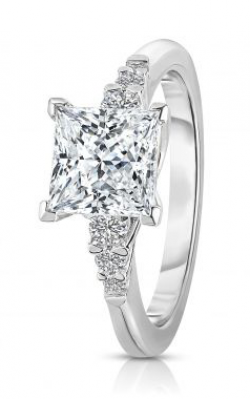 Maevona Scottish Towns Engagement Ring A093-ARB SQ D88 product image