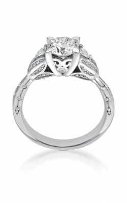 Maevona Scottish Wildflowers Engagement Ring A081-TUL PV G8 product image