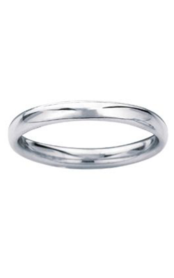 Maevona Scottish Islands Wedding Band W033-GRA LD PL product image