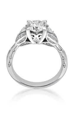 Maevona Scottish Wildflowers Engagement Ring A081-TUL PV J8885 product image