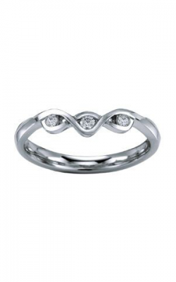 Maevona Scottish Islands Wedding Band W026-SCO C product image
