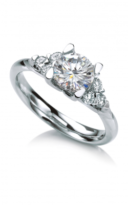 Maevona Scottish Wildflowers Engagement Ring A038-MEA F82 product image