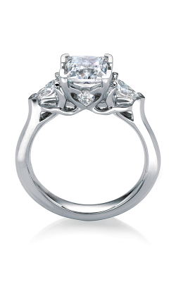 Maevona Scottish Islands Engagement ring M009-SCO SQ H85 product image