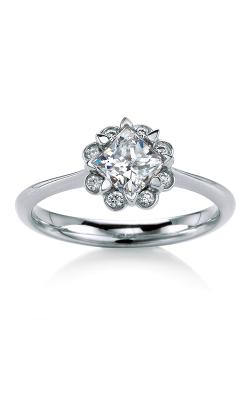 Maevona Scottish Wildflowers Engagement ring A040-HEA E8 product image