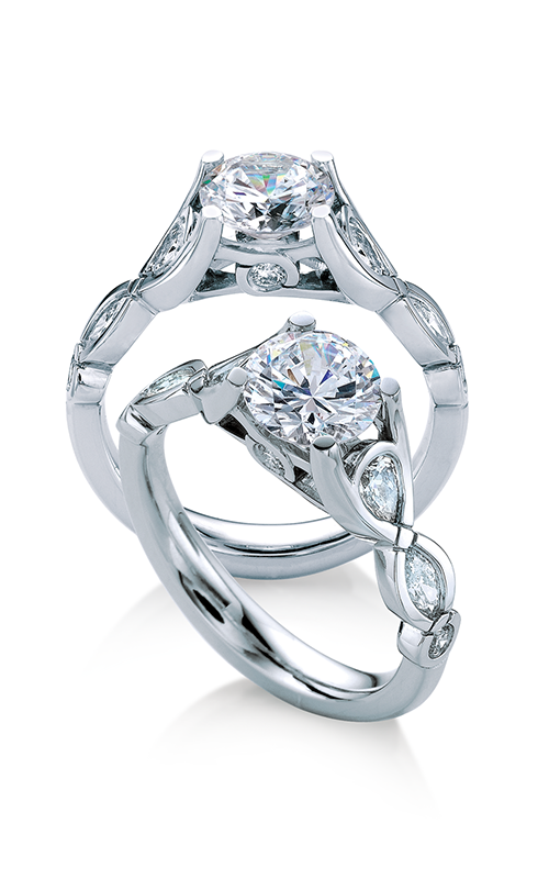 Maevona Scottish Islands Engagement ring M012-VAL H82 product image