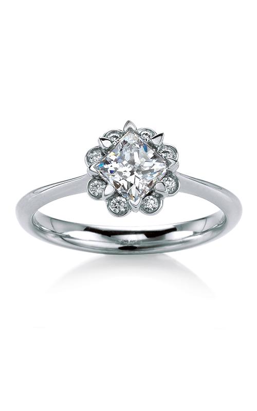 Maevona Scottish Wildflowers Engagement ring A040-HEA B6 product image