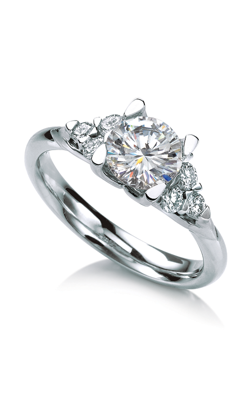 Maevona Scottish Wildflowers Engagement ring A038-MEA C7 product image