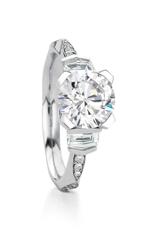 Maevona Scottish Towns Engagement ring B011-INV HM I88 product image