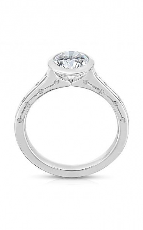 Maevona Scottish Towns Engagement ring A086-KIN RD PV A8 product image