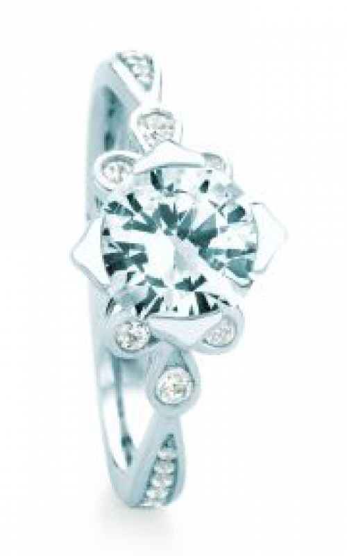 Maevona Scottish Towns Engagement ring A069-ROS RD PV D85 product image