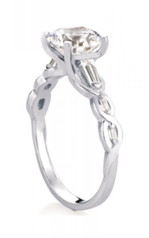 Maevona Scottish Towns Engagement ring A073-TOB RD F85 product image