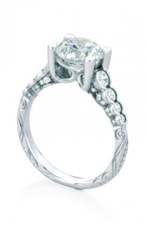 Maevona Scottish Towns Engagement ring A071-DUN RD PV H8 product image