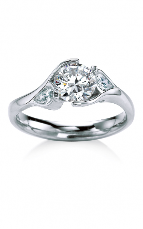 Maevona Scottish Wildflowers Engagement ring B007-POP TT C5 product image