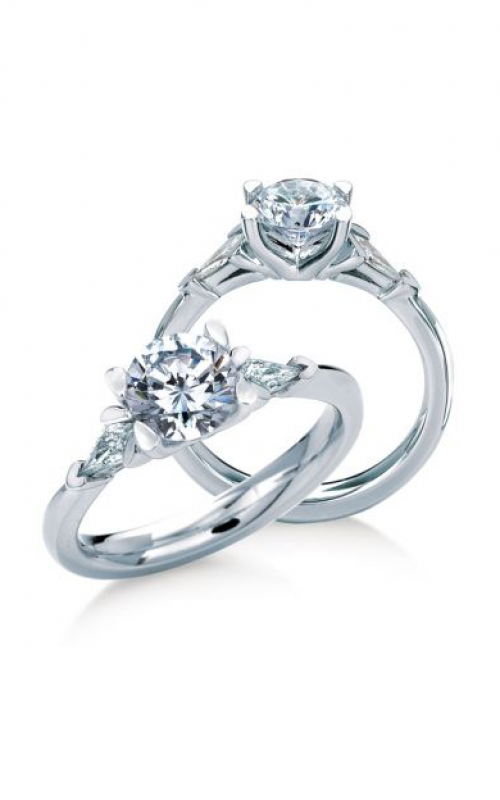 Maevona Scottish Islands Engagement ring B009-GAI F8 product image