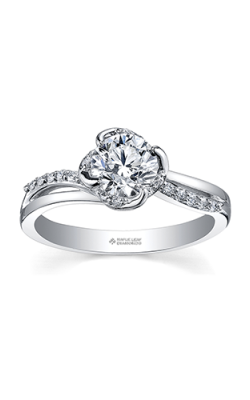 Maple Leaf Diamonds™ Wind's Embrace™ Ladies Engagement Ring R3703WG/120-18 product image