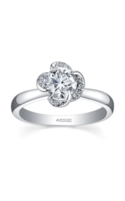 Maple Leaf Diamonds™ Wind's Embrace™ Ladies Engagement Ring R3712WG/108-18 product image