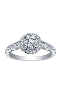 Maple Leaf Diamonds™ Tides of Love™ Ladies Engagement Ring R3542WG/90-18 product image
