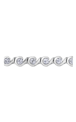 Maple Leaf Diamonds™ Tides of Love™ Tennis Bracelet BBR846WG/250 product image