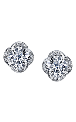 Maple Leaf Diamonds™ Wind's Embrace™ Earrings EE3054W/150-18 product image