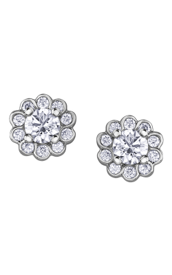 Maple Leaf Diamonds™ Tides of Love™ Earrings EE4015W/40 product image