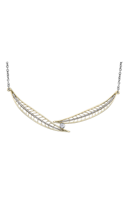 Maple Leaf Diamonds™ Willow Necklace NN264YW/100C product image