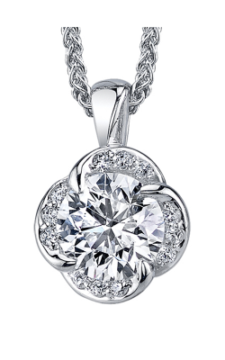 Maple Leaf Diamonds™ Wind's Embrace™ Pendant PP3054W/55C-18 product image