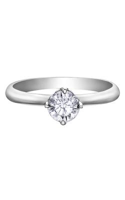 Maple Leaf Diamonds™ Ladies Solitaire R10050WG/18-18 product image