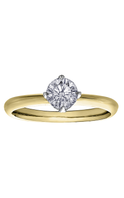 Maple Leaf Diamonds™ Ladies Solitaire R10050YW/18-18 product image
