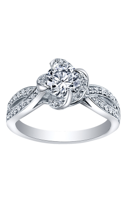 Maple Leaf Diamonds™ Wind's Embrace™ Ladies Engagement Ring R30010WG/80-18 product image