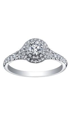 Maple Leaf Diamonds™ Tides of Love™ Ladies Engagement Ring R30062WG/95-18 product image
