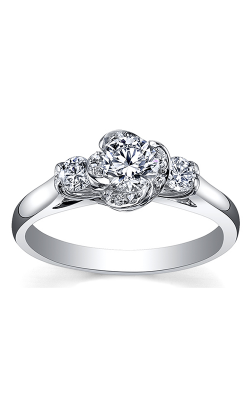 Maple Leaf Diamonds™ Wind's Embrace™ Ladies Engagement Ring R30065WG/50-18 product image